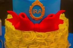 A birthday cake in Toronto