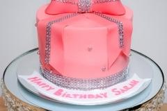 diomonds Birthday Cake