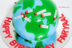 faryaal Birthday Cake