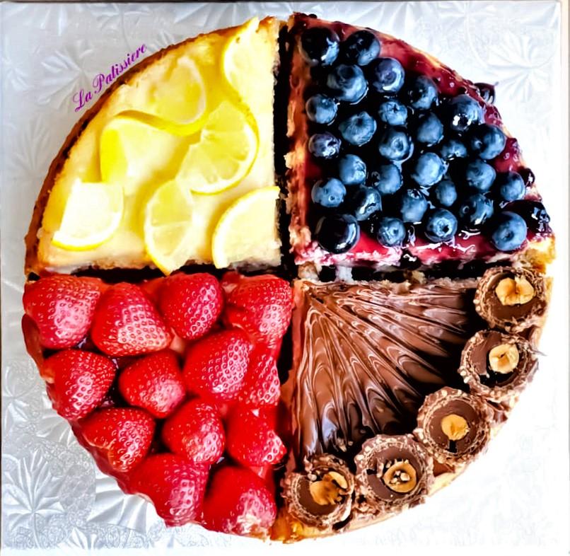 A creative cake in Toronto